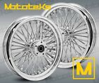 FAT SPOKE WHEEL 16X35 FRONT REAR FOR HARLEY SOFTAIL FATBOY SLIM DELUXE HERITAGE