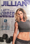 Jillian Michaels Lift  Shred Jillian Michaels  Empowered DVD