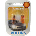 Philips Front Outer Turn Signal Light Bulb 1995 1996 Chevrolet G10 G20 G30 we