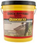 Quikrete 20 lb. Quick-Setting Cement Concrete Mix Unique Characteristic Perfect