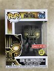 Funko Pop Marvel Black Panther Eric Killmonger Glow In The Dark Target Exclusive