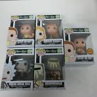 Rick and Morty Funko Pop Season 3 Set of 5 with Chase Sentient Arm Mad Max NEW