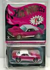 Hot Wheels 2017 Red Line Club Exclusive RLC Convention PINK Party 1967 67 Camaro