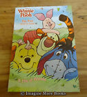 NEW Winnie the Pooh Coloring Book Friends 96 pgs We Offer Combined Shipping
