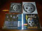Chinchilla / Horrorscope JAPAN Letter X Heavens Gate OOP!!!!! A4