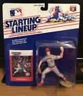 1988 Starting Lineup SLU John Franco Cincinnati Reds Rookie New York Mets
