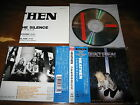 Heathen / Breaking the Silence JAPAN 25DP-5070 1ST PRESS!!!!! C4