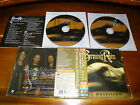 Burning Rain / Epic Obsession JAPAN+3 CD+DVD Doug Aldrich 1ST PRESS!!!!! *H