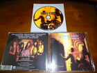 Abattoir / The Only Safe Place ORG Century Media Metal Church 1ST PRESS!!! C4TB