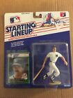 1989 DON MATTINGLY Starting Lineup SLU Sports Figure NY Yankees New In Package