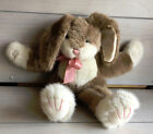 A5 Boyds Bears Hugging Floppy Bunny Hare Plush! 13