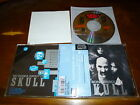 Skull / No Bones About It JAPAN Bob Kulick PCCY-00289 Rare!!!!!!!!! B1