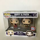 Funko Pop Buffy the Vampire Slayer! Buffy Faith 2-Pack Fall Convention Exclusive
