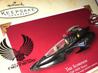 HALLMARK Keepsake 2003 THE SCORPION Star Trek Nemesis CHRISTMAS ORNAMENT Light
