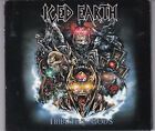 ICED EARTH TRIBUTE TO THE GODS  CD FROM 2002 CENTURY MEDIA