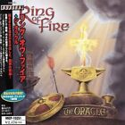 RING OF FIRE The Oracle + 1 JAPAN CD Yngwie Malmsteen Mogg/Way Steve Vai Adagio