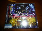 W.E.T. / One Live-In Stockholm JAPAN+1 2CD Jeff Scott Soto Work of Art NEW!!! C1