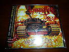 Warbringer / War Without End JAPAN+1 Slayer Megadeth Exodus NEW OOP!!!!! *H