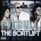The Boatlift [PA] by Pitbull (CD) slight crack on case, do not affect using