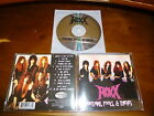 Roxx / Outlaws, Fools, and Thieves ORG Perris Records Glam B7