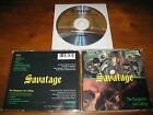 Savatage / Sirens+ The Dungeons Are Calling ORG'88 Combat D3