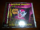 Nuclear Assault / Something Wicked JAPAN TOCP-7653 NEW!!!!!!!!! D4
