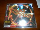 Ring of Fire / Burning Live in Tokyo 2002 JAPAN Mark Boals 2CD NEW!!!!! *S