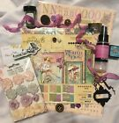 Scrapbooking Kits Graphic 45 Fairie Dust and Bo Bunny Only You Choose One