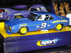 SCALEXTRIC Sport C2400AT Chevrolet Camero 1969 #9 1:32 Slot Car NEW Limited NEW!