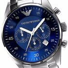 AR5860 Emporio Armani Men s EA Stainless Steel Chronograph Watch - NEW from USA