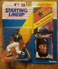 Kenner 1992 Starting Lineup Baseball MLB SLU White Sox Bo Jackson Batting 78032