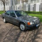 Mercedes Benz 190e 20 1988 4 Speed Automatic