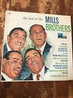 The Best of the Mills Brothers LP Vinyl Record