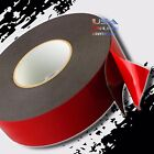 2 Wide Double Sided acrylic Foam High Strength Adhesive Tape 60ft Foot Roll US