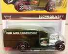 HOT WHEELS RLC BLOWN DELIVERY Series 12  Redline Club Exclusive LOT OF 2