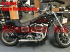 Stealth Pipes Harley Davidson Dyna 2 Stainless 2to1 Exhaust System 06 16 Gen 2
