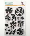 Simon Says Stamp Blooming Day Clear Stamp Set Flowers Floral Leaf Leaves Petals
