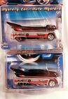 HOT WHEELS MYSTERY DRAG TRUCK VARIATION SET x 2 YOU GET BOTH