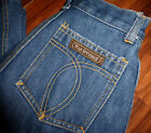 VINTAGE 80S THE LIMITED HIGH WAIST TAPER SLIM STRAIGHT JEANS 7 RUNS SMALLER 0