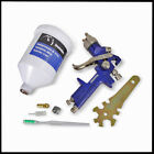 High Volume Low Pressure Air Paint Spray Gun Hvlp Gravity Feed Auto Tool Lot