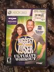 The Biggest Loser Ultimate Workout Xbox 360 2010 Kinect