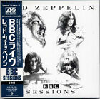 LED ZEPPELIN BBC Sessions JAPAN Mini LP CD W/Obi GENUINE RARE!