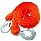 Heavy Duty Car Van Tow Towing Pull Ropes Strap 3 Tonne Road Recovery FREE SHIPIN