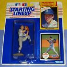 1990 OREL HERSHISER #55 Los Angeles Dodgers NM/MINT Starting Lineup + 1984 card
