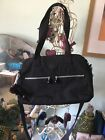Kipling Large Purity Black Bag QVC