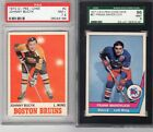 1977 OPC WHA # 61 FRANK MAHOVLICH SGC 96 9 WHA s&h $3.50 canada or usa