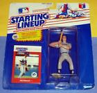 1988 JIM PRESLEY #17 Seattle Mariners Rookie - FREE s/h - sole Starting Lineup
