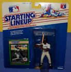 1989 MICKEY BRANTLEY Seattle Mariners #14 - FREE s/h - sole Starting Lineup
