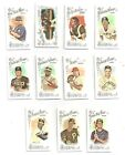 Lot 11 2014 Topps Allen and Ginter Mini A and G Back