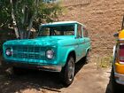 1966 Ford Bronco Sport 1966 Beautifully Restored Looks and Drives Great
